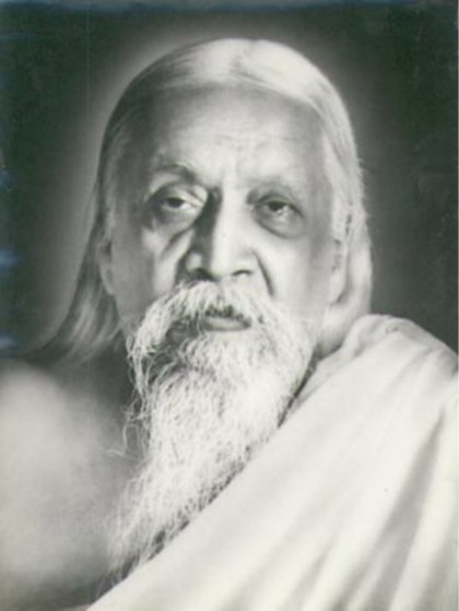 "Sri Aurobindo: ""The earliest preoccupation of man in his awakened thoughts…"""