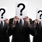 Corporate question marks